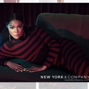 New York & Company Dresses - Gabrielle Union New York & Company Midi Dress